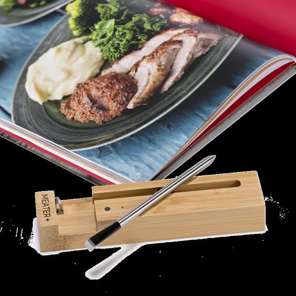 """MEATER ® + Libro de cocina """"En su punto. Thermomix ® con MEATER ®"""