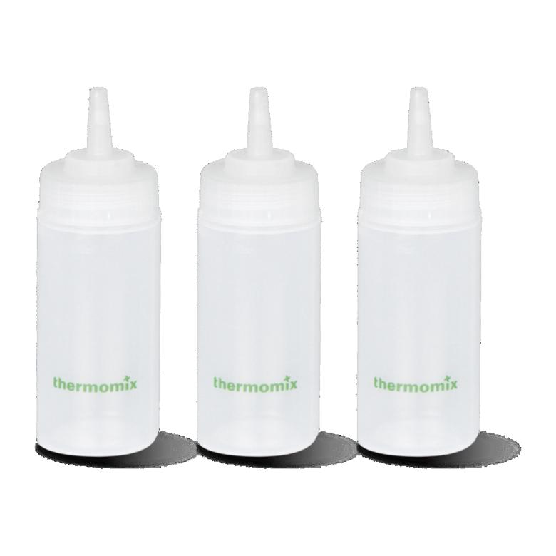 Set de 3 Biberones Thermomix ®