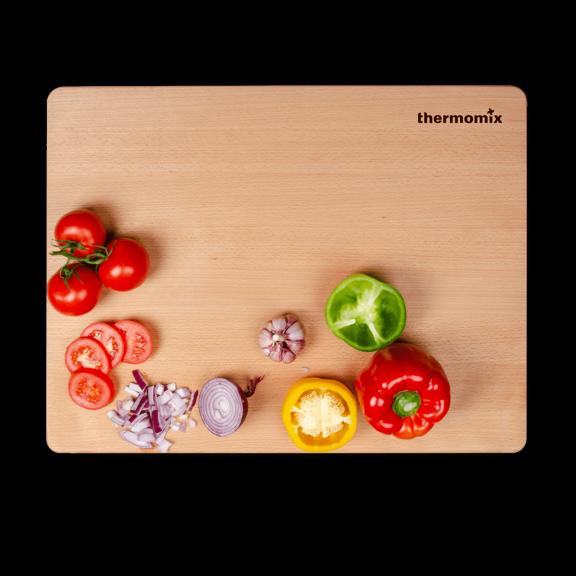 Tabla con soporte para vaso Thermomix ®