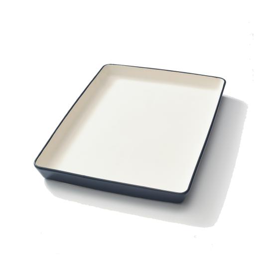 Ben - Plat rectangulaire Thermomix® en grès